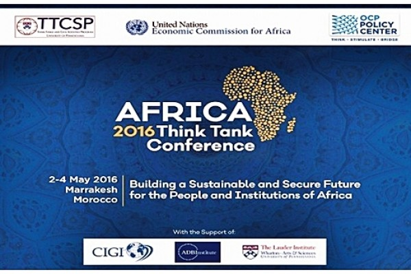 85 Think Tanks Build Bridges in Support to African Development